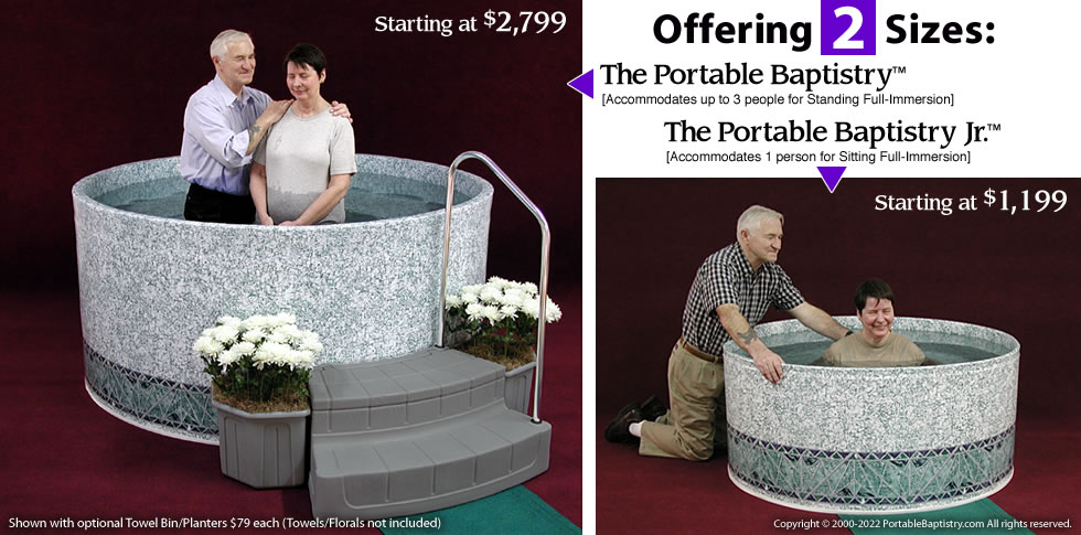 Baptistry Prices
