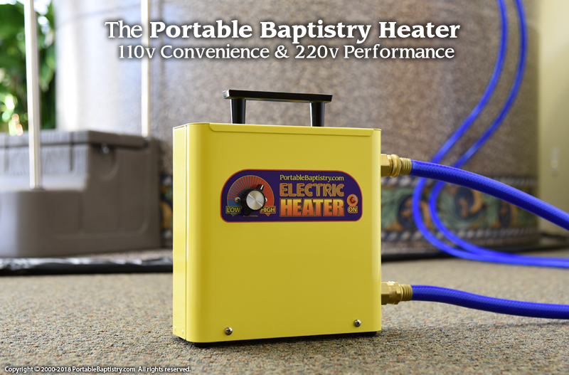 The Portable Baptistry My Ministry Bundle 3 495 00
